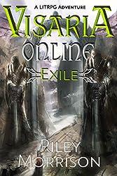 Visaria Online: Exile: A litRPG Fantasy Adventure
