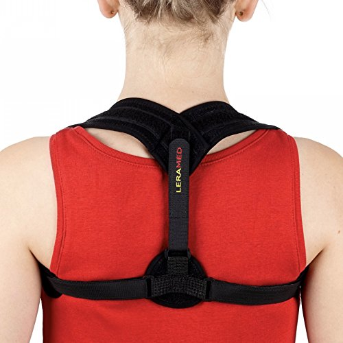 [New 2019] Posture Corrector for Women Men - FDA Approved Back Brace - Posture Brace - Effective Comfortable Adjustable Posture Correct Brace - Posture Support - Kyphosis Brace (Best Posture Brace For Men)