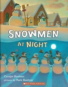 Paperback Snowmen at Night Book
