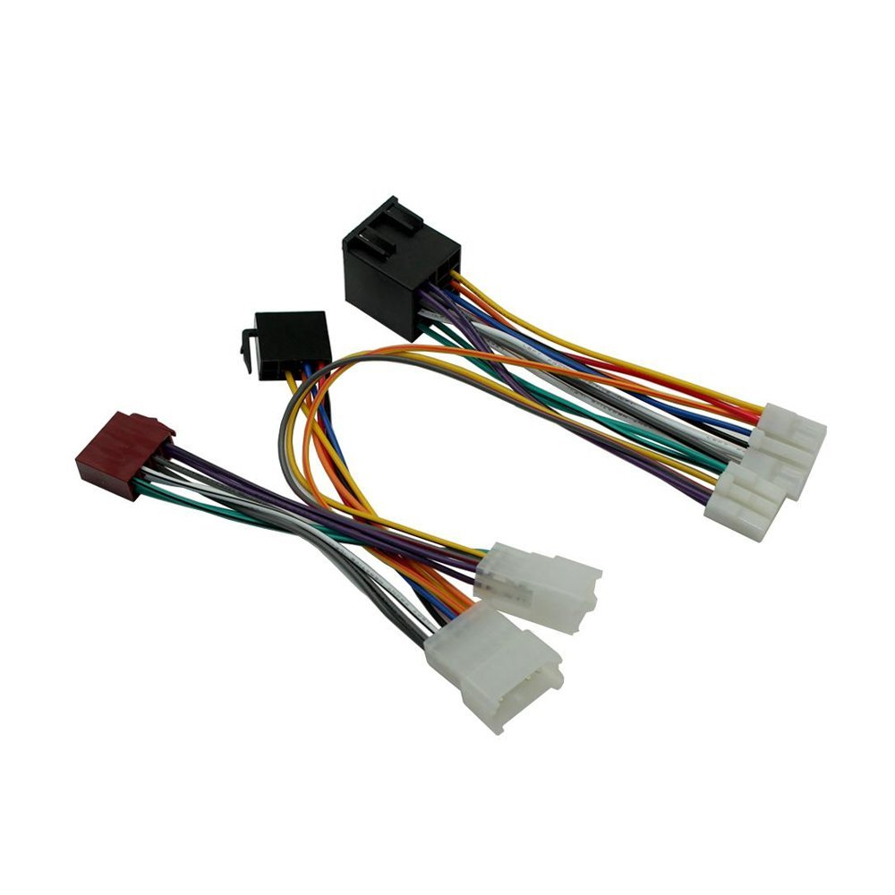 Toyota Parrot Bury Bluetooth Handsfree Car Kit Sot Avensis Iso Radio Stereo Harness Adapter Wiring Connector Lead T Electronics