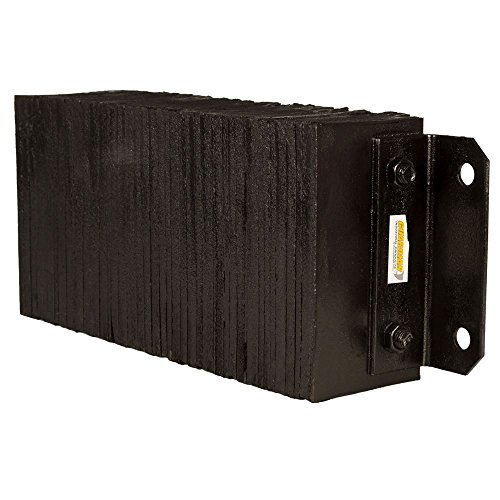 Guardian 6'' Deep Horizontal Laminated Dock Bumper - 10'' H x 24'' W by Guardian Industrial Products