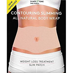 Contouring Slimming All Natural Body Wrap 15 Applications – it works to firm tone and tighten 51qBoHXHUeL
