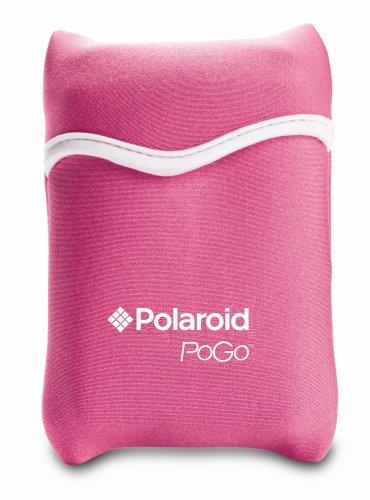 Polaroid Carrying Case for PoGo Instant Mobile Printer (Pink) (Pogo Photo)