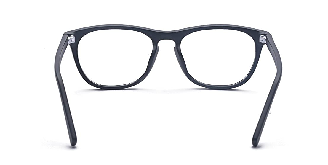 Amazon.com: Outray - Gafas de sol unisex sin receta, Negro ...