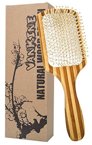 VANKINE Bamboo Paddle Hair Brush product image