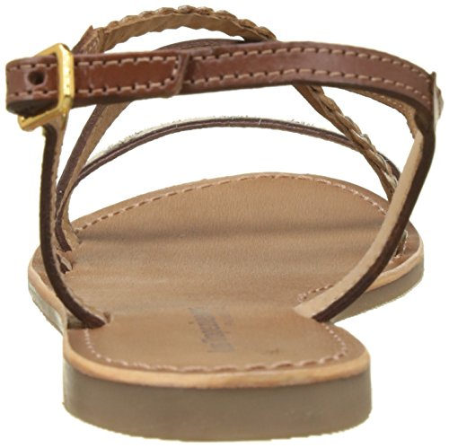 Belarbi Par Size Horse Leather Tropeziennes M Flat Sandals Womens 39 Beige Les 5xXtwvU