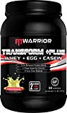 Transform +Plus Whey, Egg White, Milk & Casein Protein Blend [Banana Milkshake], 24g Protein, 2.9 Pound Powder, 30 Serving – Meal Replacement, Anti-Hunger 4-Hour Time-Release Appetite-Control Formula Review