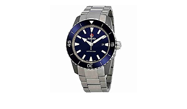Amazon.com: Rado HyperChrome Captain Cook Automatic Mens Watch R32501203: Rado: Watches