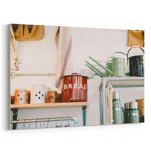 Westlake Art - Kitchenware Kitchen - 24x36 Canvas Print Wall