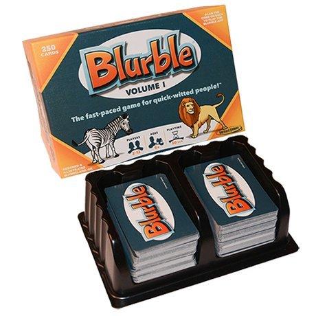 Blurble Volume 1 Card Game