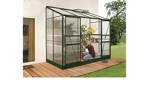 vitavia invernaderos Ida – Acabado: 3300 HKP-100 4 mm Color Verde ...