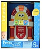 Game / Play Press & Play Jukebox ** 6 Months * Plays Music & Lights up * Infantino, toys, babies, newborn Toy / Child / Kid