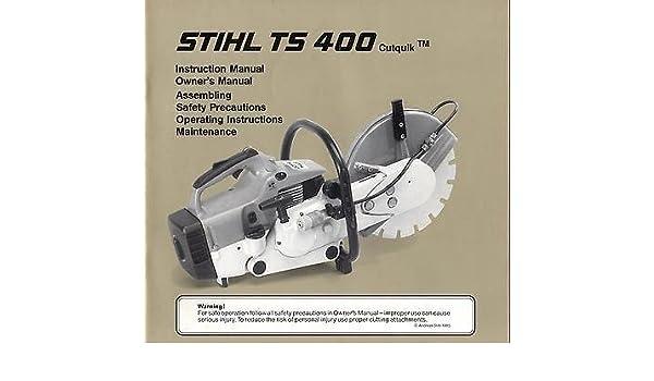 Stihl ts400 restoration pt 1 youtube.