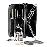 Volwco 26Pcs Durable Home Repair Tool Set Kit Professional Visible Practice, Friendly