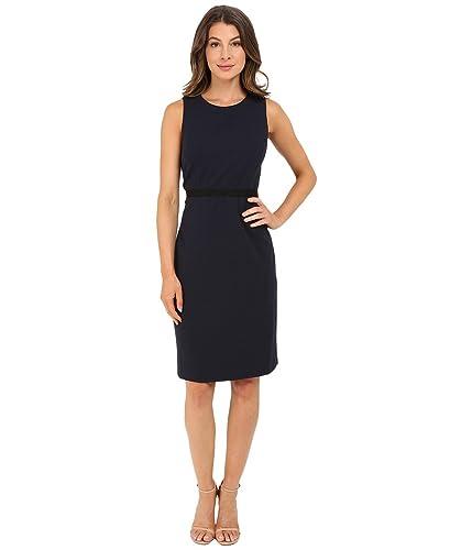 Christin Michaels Women's Pam Crepe Chiffon Dress