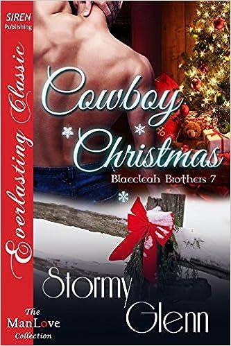 Cowboy Christmas [Blaecleah Brothers 7] (Siren Publishing