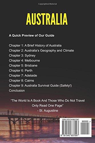 best travel guide book for australia