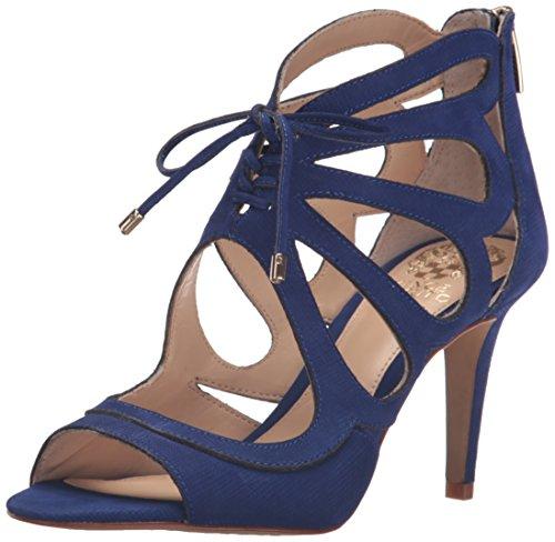 Vince Camuto Kvinders Calivia Kjole Sandal Kystnære Blå gHXgAPFw3