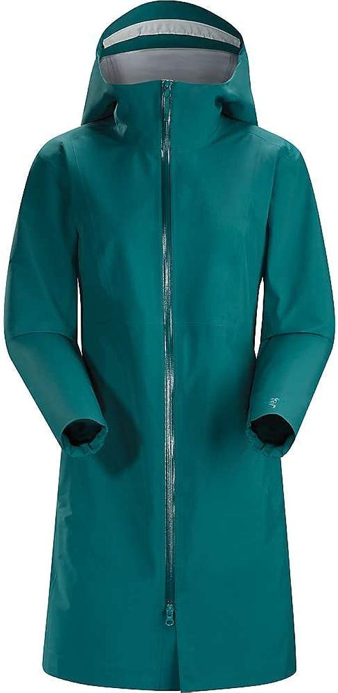 Arcteryx W Imber Jacket – balsamea – M – Light Waterproof
