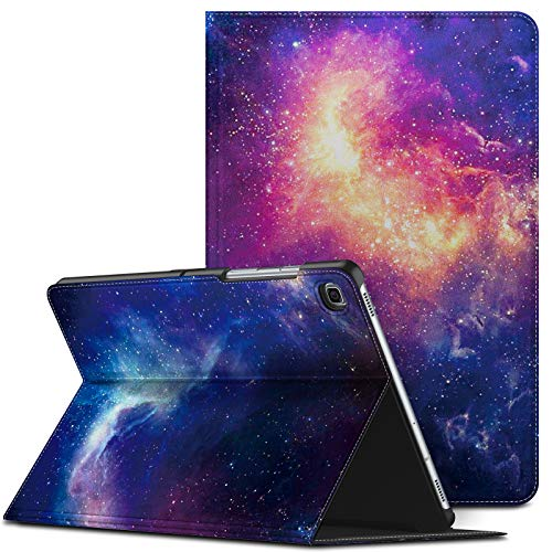INFILAND Samsung Galaxy Tab S5e 10.5 Case, Multiple Angle Stand Cover Compatible with Samsung Galaxy Tab S5e 10.5 Inch Model SM-T720/SM-T725 2019 Release (Auto Wake/Sleep), Galaxy