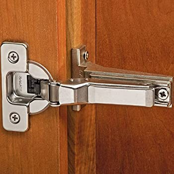 Silentia Face Frame Soft Close Hinge Inset Cabinet And