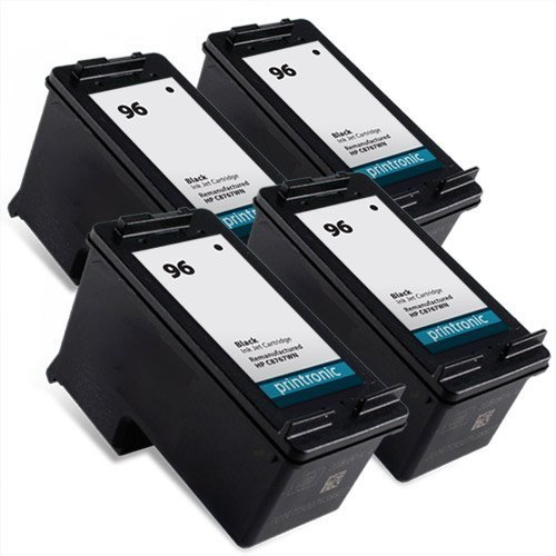 Printronic Remanufactured Ink Cartridge Replacement for H...