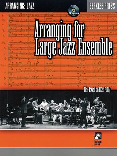 ARRANGING FOR LARGE JAZZ ENSEMBLE by Various (22-Jul-2003) - Ensemble Jazz Large