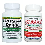 Bundle - 420 Rapid Detox plus Assurance Detox Boost - Rapid Cleanse