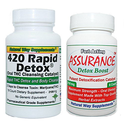 etox plus Assurance Detox Boost - Rapid Cleanse ()