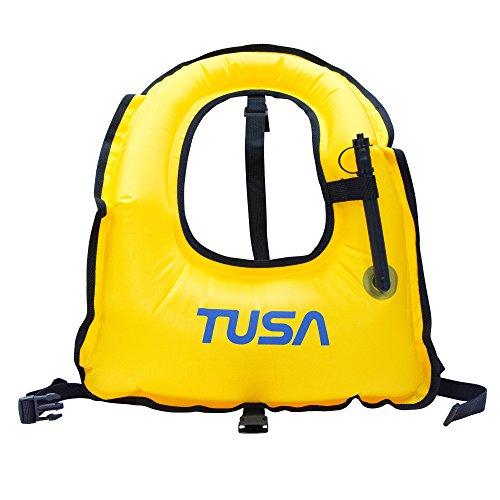 g Vest, Yellow (Tusa Snorkeling)