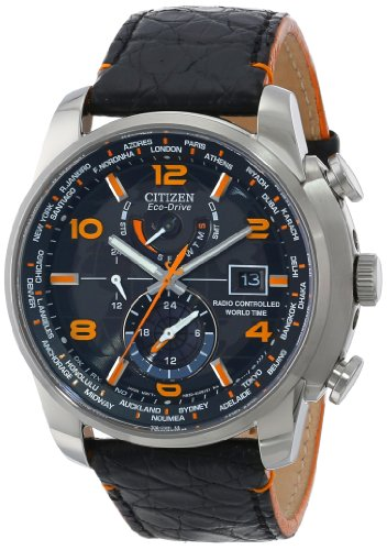 Citizen AT9010 28F Japanese Movement Leather