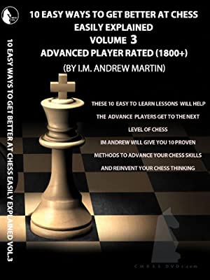 Vol.3 ten Ways to Get Bettter at Chess