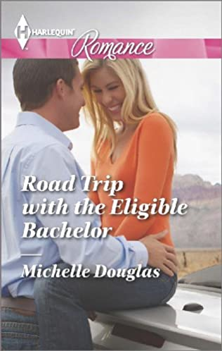 book cover of Road Trip With the Eligible Bachelor