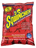 Sqwincher® 47.66 Ounce Instant Powder Concentrate Packet Cherry Electrolyte Drink - Yields 5 Gallons (16 Packs)