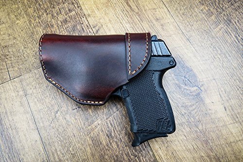 Ruger LC9 with Crimson Trace laserNylon OWB Belt Gun Holster MADE IN USA