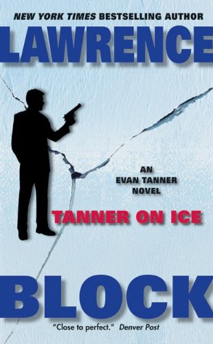 book cover of Tanner on Ice