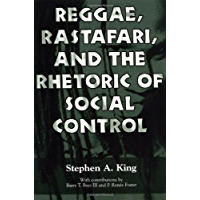 Reggae, Rastafari, and the Rhetoric of Social Control book cover