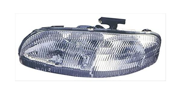 Multiple Manufacturers GM2502139N OE Replacement Headlight Assembly CHEVROLET LUMINA 1995-1999 Partslink GM2502139