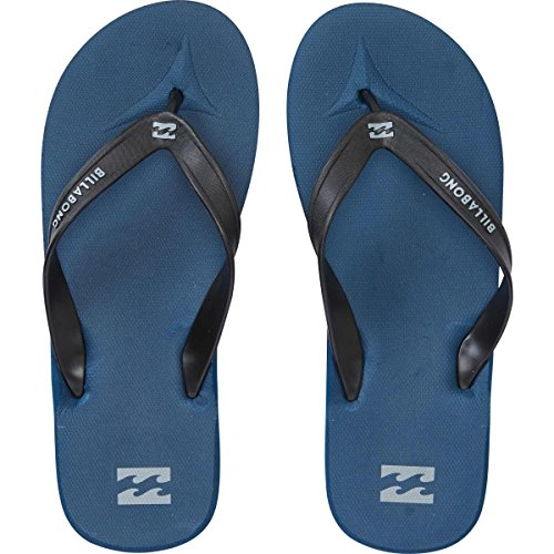 Day Sandal Flip Flop, Navy, 13 US/13 M US (Custom Flip Flops)
