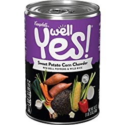 Campbell's Well Yes! Sweet Potato Corn C...