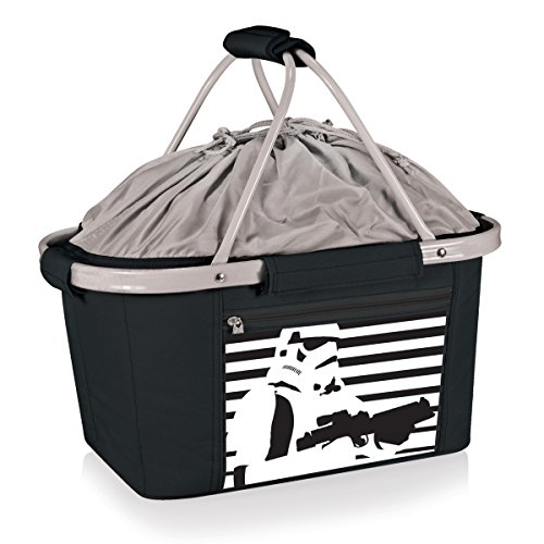 Lucas/Star Wars Storm Trooper Metro Basket Collapsible Cooler Tote