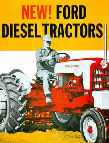 FORD TRACTOR 801 901 - 821, 841, 851, 861, 941, 951 & 961 SALES ...
