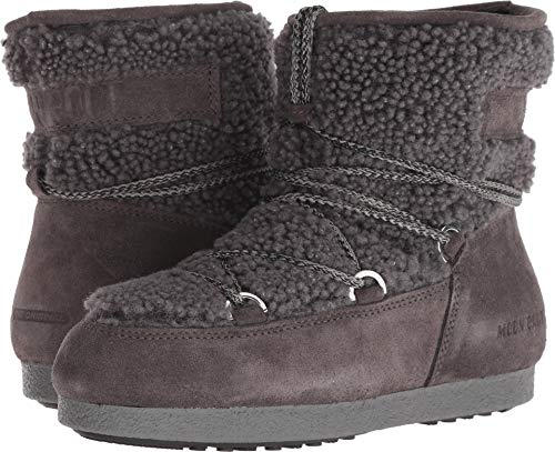 6111d2a9ee1c Tecnica Women s Moon Boot Far Side Low Shearling Anthracite 36 ...