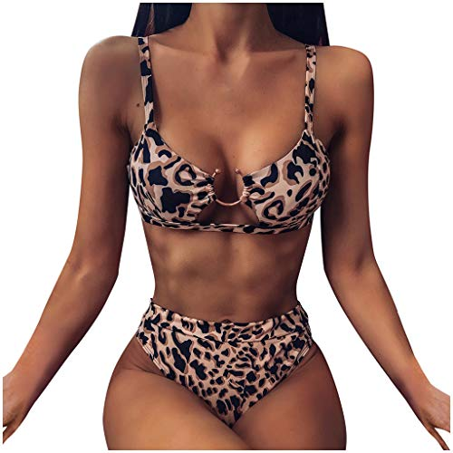 Leopard-Printed-Bikini-Set-for-Women-WEI-MOLO-Sexy-Buckle-Padded-Swimwear-Swimsuit-High-Waisted-Sling-Beachwear-Bikinis