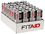 LifeAID Beverage, Fit Aid, 12 Ounce QdTazp, Pack of 48
