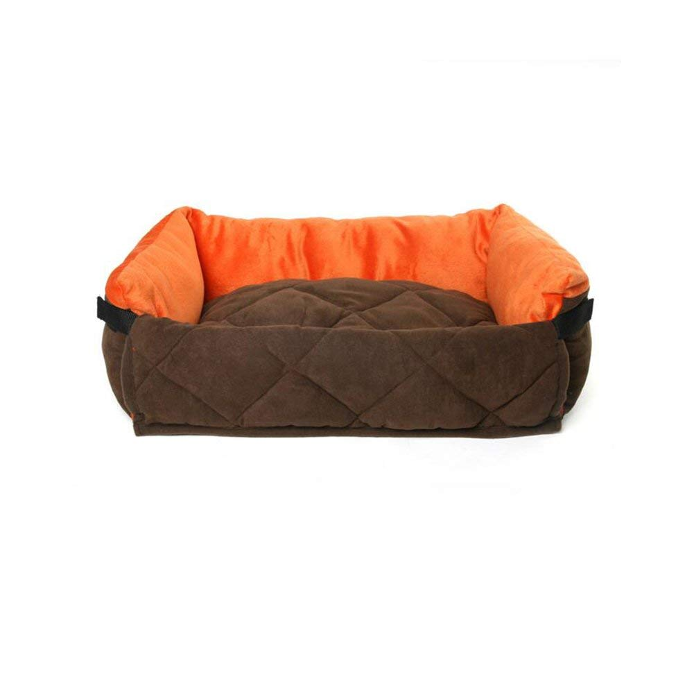 blu Bridge Casa del Cane, Letti FS-667 Cats e Cani Pieghevoli Pet Bed Four Seasons Universal Comodo di stoccaggio Dual Use (Dimensioni  S) (Dimensione   Large)