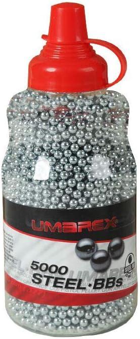 Umarex BB's 5000 4.1664 - Munición de Acero