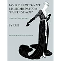 """Designs by """"Erte"""": Fashion Drawings and Illustrations from """"Harper's Bazaar"""" (Dover Fine Art, History of Art)"""