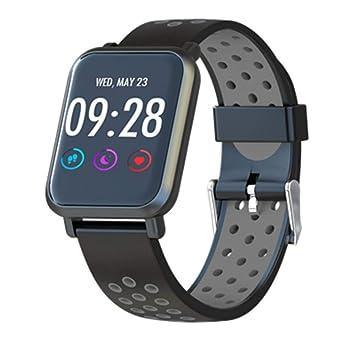 FJTYG Smartwatch Waterpoof Monitor De Oxígeno para La ...