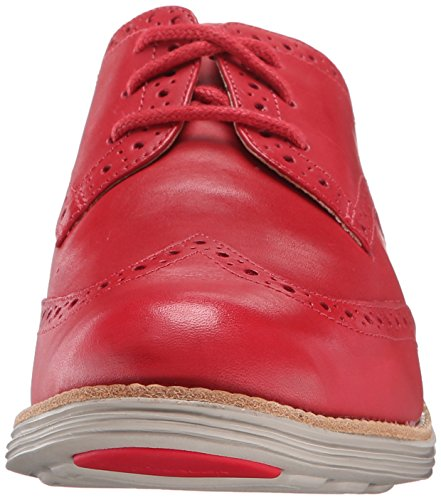 Wing Silver Tango Cloud Oxford Cole Haan Lunargrand Red Women's Tip nZx8OtB